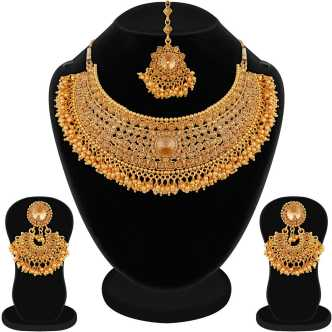 ec99799abc7cf Bridal Jewellery - Buy Latest Bridal Jewellery Designs online at ...