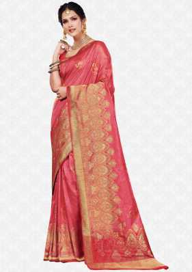 434de8b01f3c96 Soft Silk Sarees - Buy Soft Silk Sarees online at Best Prices in India