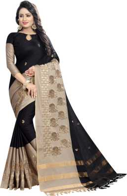 280960c082 Embroidery Sarees - Buy Embroidery Sarees online at Best Prices in ...
