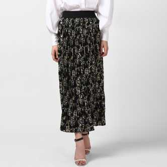 e98628425d Long Black Skirts - Buy Long Black Skirts online at Best Prices in ...