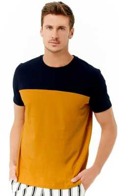b7099caa Yellow T-Shirts - Buy Yellow T-Shirts Online at Best Prices In India ...