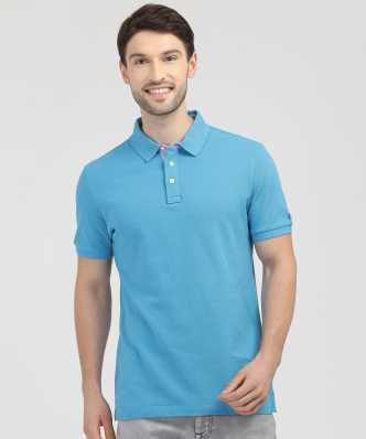 1e5ab4ad92ed2 Polo T-Shirts for men s - Buy Mens Polo T-Shirts Online at Best ...