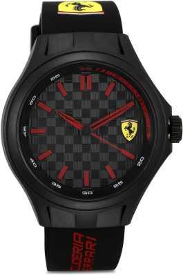 24bf75dae24 Scuderia Ferrari Watches - Buy Scuderia Ferrari Watches Online at Best  Prices in India