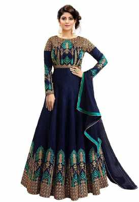 2186ad04f2aa Indo Western Dress - Buy Indo Western Suits   Gowns   Outfits for Girls    Women online at best prices - Flipkart.com