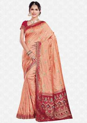 3442acf1760 Soft Silk Sarees - Buy Soft Silk Sarees online at Best Prices in India
