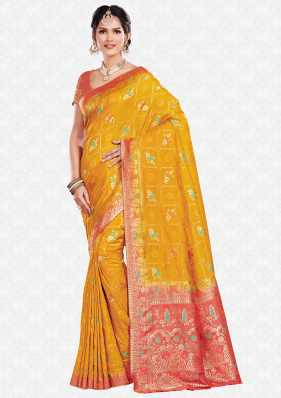 f038fb246926a Soft Silk Sarees - Buy Soft Silk Sarees online at Best Prices in India