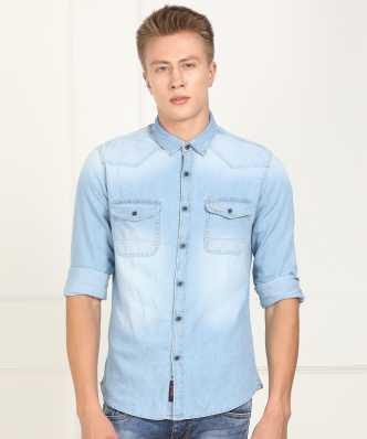 647b8139cbd6 Men Checkered Casual Spread Shirt. ₹455. ₹1,499. 69% off. U.S. Polo Assn