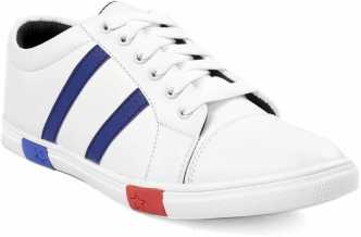 06efe4bd291 White Sneakers - Buy White Sneakers online at Best Prices in India ...