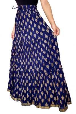 cb164466054d5a Full Length Skirts - Buy Full Length Skirts Online at Best Prices In ...