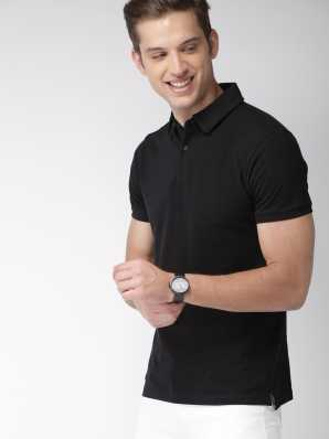 a21a2cafe3035e Plain T Shirts - Buy Plain T Shirts online at Best Prices in India ...