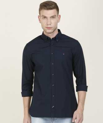 c55fb14e Tommy Hilfiger Shirts - Buy Tommy Hilfiger Shirts Online at Best ...