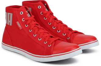 d09cd666ac41 Puma Red Shoes - Buy Puma Red Shoes online at Best Prices in India ...