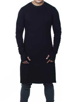 cfc7b3f12a Long T Shirt - Buy Long T Shirt online at Best Prices in India ...