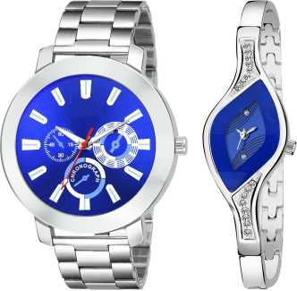 48c5ade781 Couple Watches - Buy Couple Watches Online at Best Prices in India ...