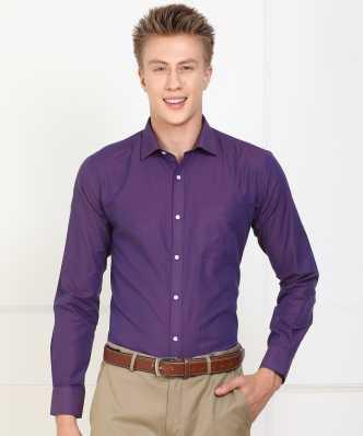 90fe537ce3ea Formal Shirts For Men - Buy men s formal shirts online at Best ...