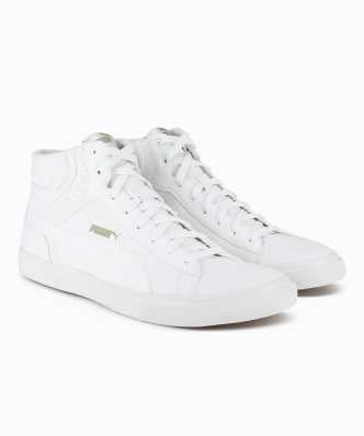 timeless design 3c01b 468b5 White Shoes - Buy White Shoes Online For Men At Best Prices in India ...