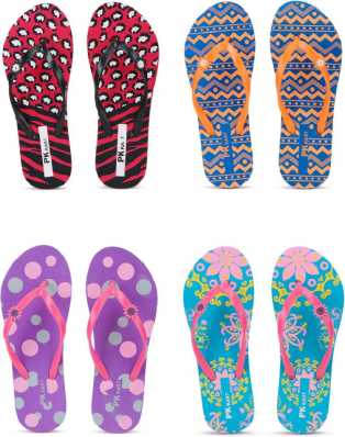 0bf0c81d8c Slippers & Flip Flops For Womens - Buy Ladies Slippers, Chappals ...