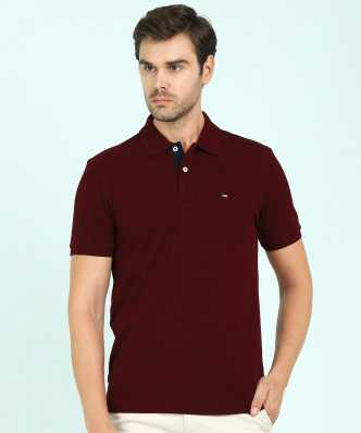 803745ccd11e0 Polo T-Shirts for men s - Buy Mens Polo T-Shirts Online at Best Prices In  India