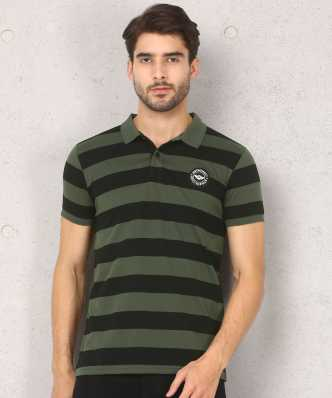 47619004c Black T-Shirts - Buy Black T-Shirts Online at Best Prices In India ...