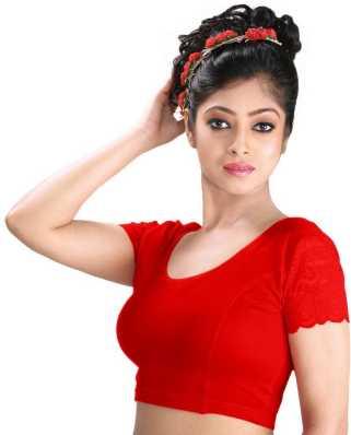 34aa8295e1f599 Saree Blouses