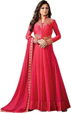 3dad7e4953283 Red Gowns - Buy Red Gowns Online at Best Prices In India | Flipkart.com