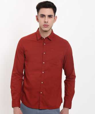 74d4ff5feb0 Cotton Shirts - Buy Cotton Shirts Online at Best Prices In India ...