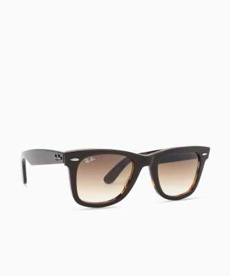 ff4ca71c9309 Ray Ban Wayfarer - Buy Ray Ban Wayfarer Sunglasses Store Online at India's  Best Online Shopping Store - Flipkart.com