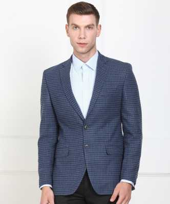a9cf7b4a Blue Blazers - Buy Blue Suits & Blazers Online at Best Prices In ...