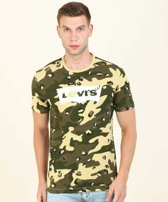 8a64bd6d9 Indian Army T Shirts - Buy Military / Camouflage T Shirts online at ...