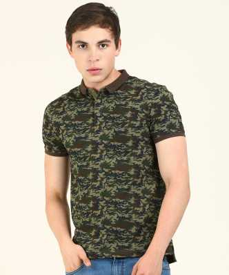 5f7c231f Indian Army T Shirts - Buy Military / Camouflage T Shirts online at ...