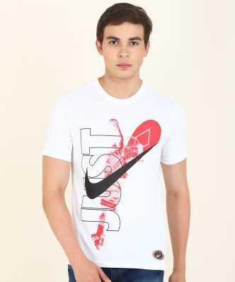 3578e7b3ab0 Nike Tshirts - Buy Nike Tshirts @Upto 40%Off Online at Best Prices ...