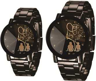 6b402f3a92 Couple Watches - Buy Couple Watches Online at Best Prices in India ...