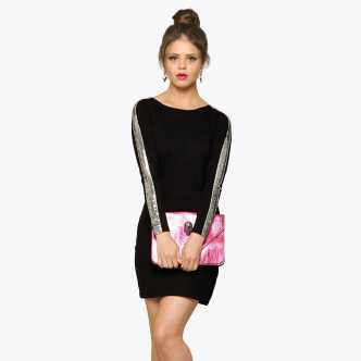 b79bf316e1 Sequin Dress - Buy Sequin Dress online at Best Prices in India |  Flipkart.com