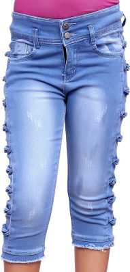 ae8069198 Capris For Girls - Buy Girls Capris Online in India At Best Prices ...
