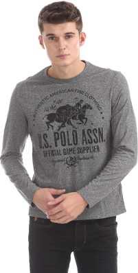 3eedc5df26e U S Polo Assn Tshirts - Buy U S Polo Assn Tshirts Online at Best ...
