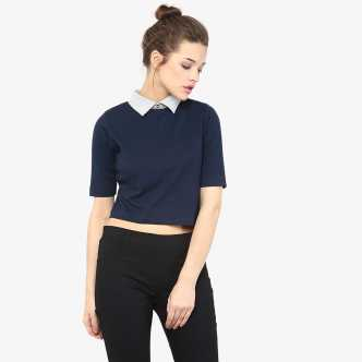 7d6ea7b6818 Crop Tops - Buy Crop Tops Online at Best Prices In India | Flipkart.com