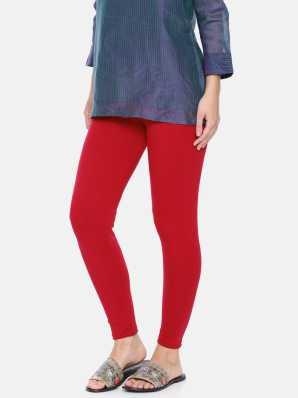 413986e165c31 Ankle Length Leggings Ethnic Bottoms - Buy Ankle Length Leggings ...