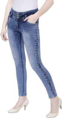 98d8ca32ec Women Jeans | Buy Ladies Denim, Skinny & Flare Jeans Online at Flipkart