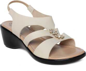 8fc7a7c3ff92 Women's Wedges Sandals - Buy Wedges Shoes Online At Best Prices In ...
