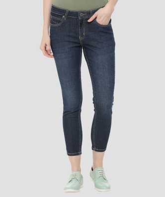 02b0f41261b Ankle Length Jeans - Buy Ankle Jeans online at best prices ...