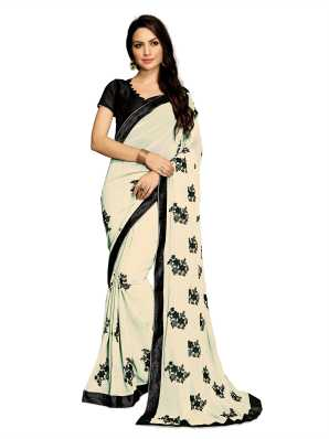 7c6e9b7807 White Saree - Buy White Sarees Online at Best Prices In India | Flipkart.com