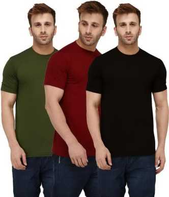 e637ea519 Sports T-Shirts for Men - Buy Mens Sports T-Shirts Online at Best ...