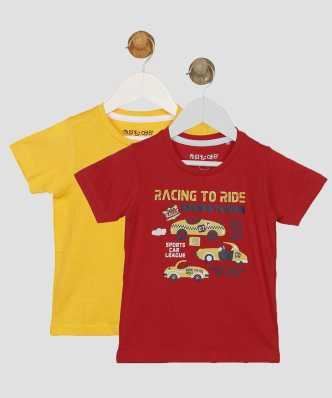 b920435c318dc Polos & T-Shirts For Boys - Buy Kids T-shirts / Boys T-Shirts ...