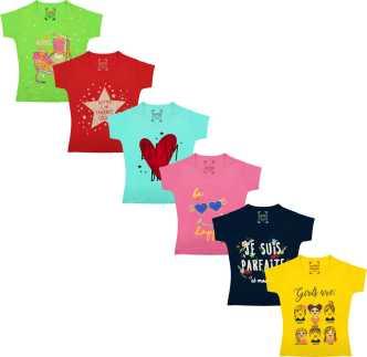32517185 Girls/Kids T-Shirts and Tops Online Store Flipkart.com