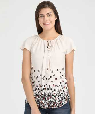 8248557b07afb4 Floral Tops - Buy Floral Tops Online For Women at Best Prices In ...