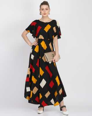 d960f018fe Western Dresses - Buy Long Western Dresses For Women/Girls Online At Best  Prices - Flipkart.com