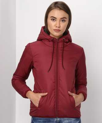 f43e2ee9342 Jackets for Women - Buy Ladies Leather Jackets Online at Best Prices In  India