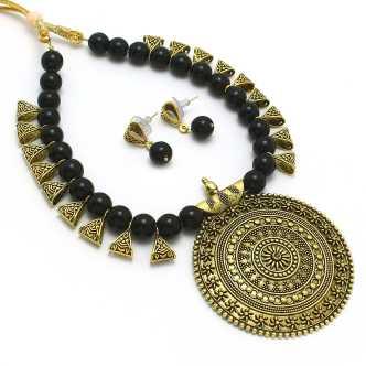 fbd1db633ba60 Pearl Jewellery - Buy Pearl Jewellery Designs Online at Best Prices ...