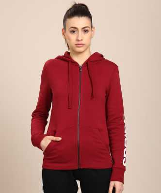 7158c3431396d Sweatshirts - Buy Sweatshirts / Hoodies for Women Online at Best ...