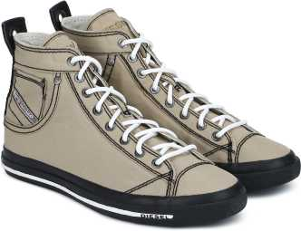 9baa7281793 Diesel Mens Footwear - Buy Diesel Mens Footwear Online at Best ...